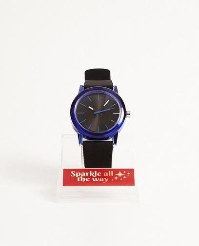 Horloge in kerstverpakking